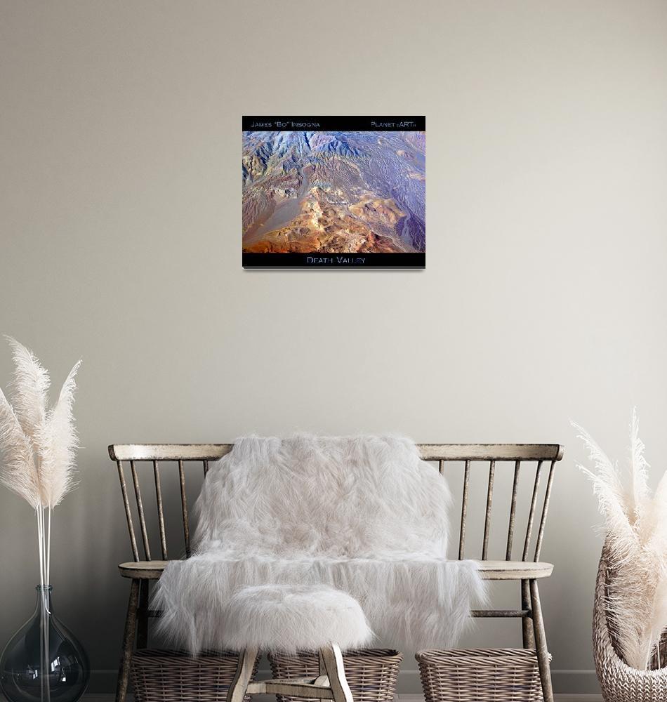 """Death Valley Planet eARTh""  (2007) by lightningman"