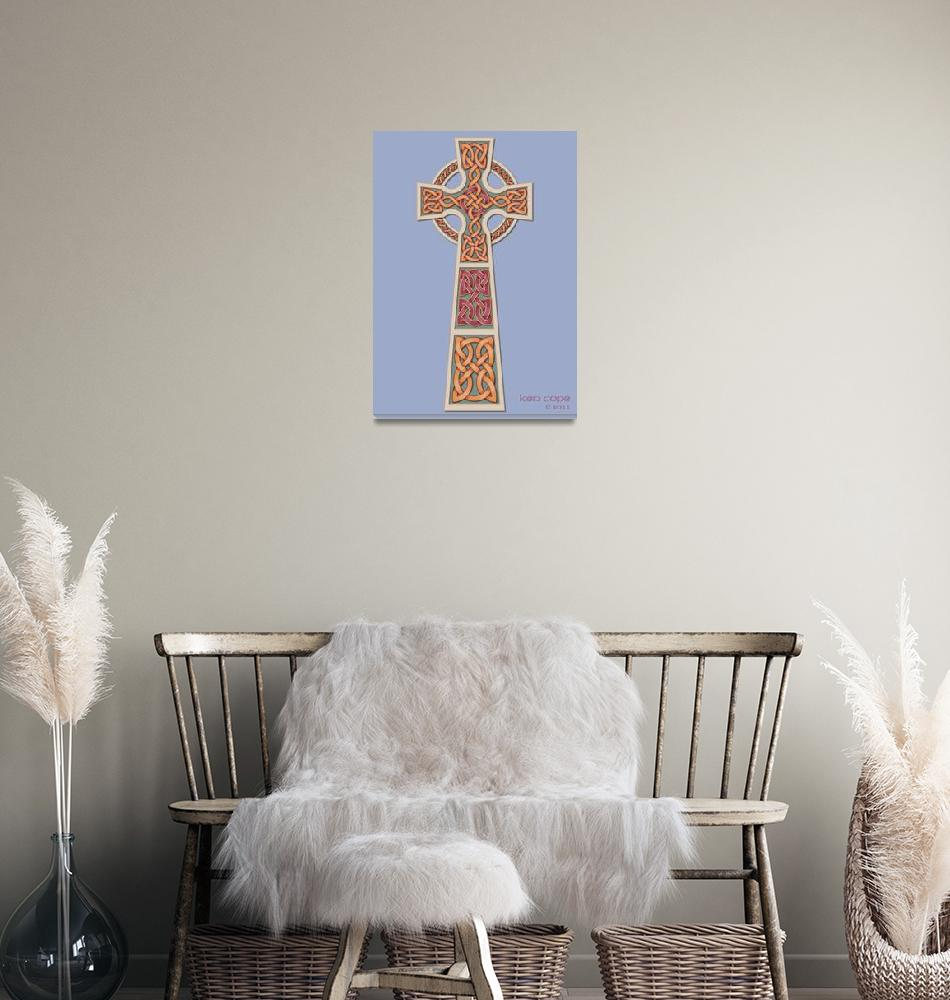 """""""Celtic Cross""""  (2011) by Major-Confusion"""