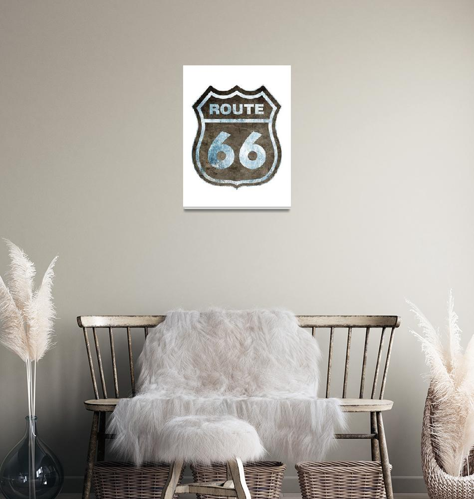 """""""Route 66""""  by IndianSummer"""
