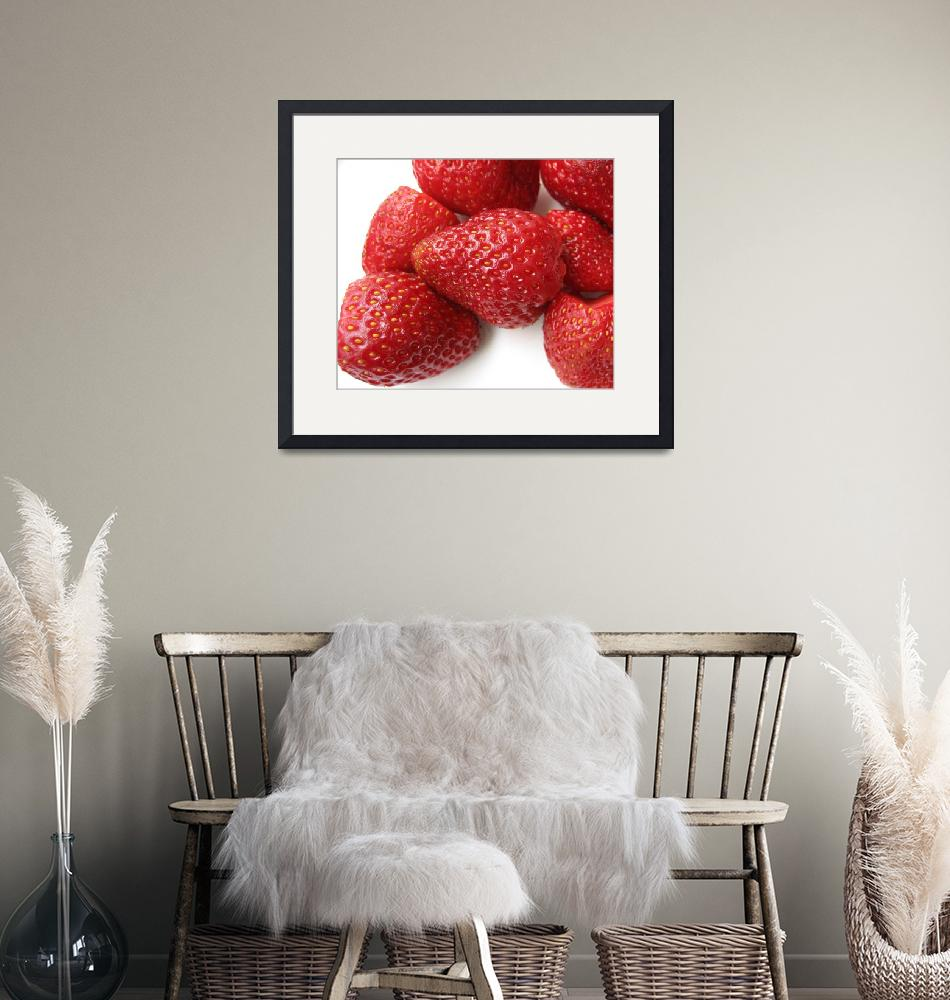 """""""strawberry""""  (2007) by vincentphotos"""