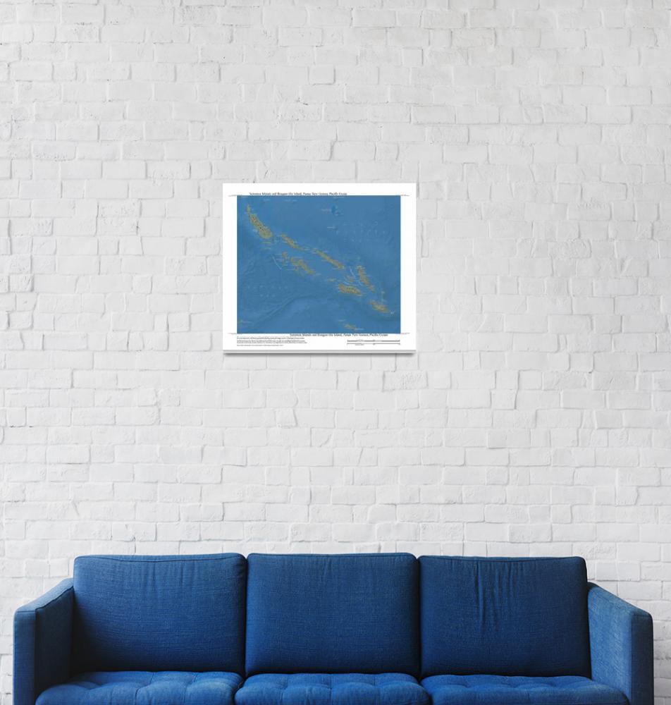 """Solomon Islands, Pacific Ocean""  by davecatts"