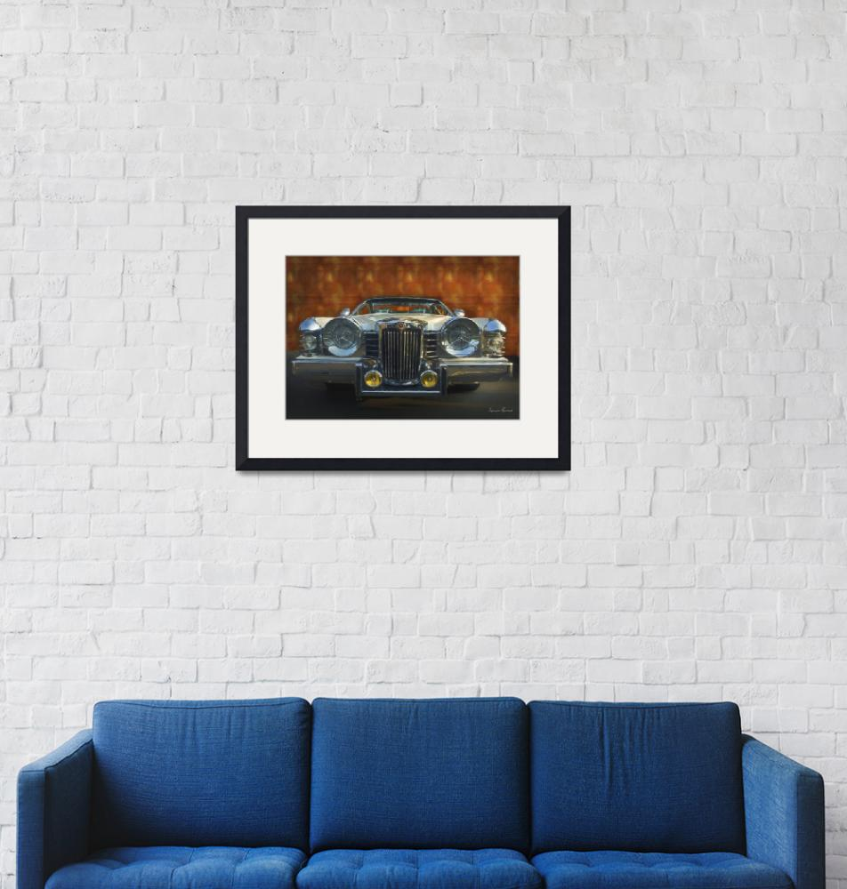 """""""Stutz""""  (2018) by LouiseReeves"""