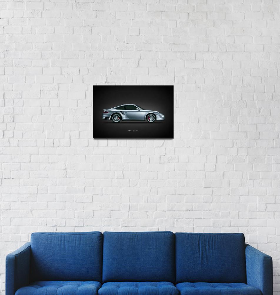 """The 911 Turbo""  by mark-rogan"