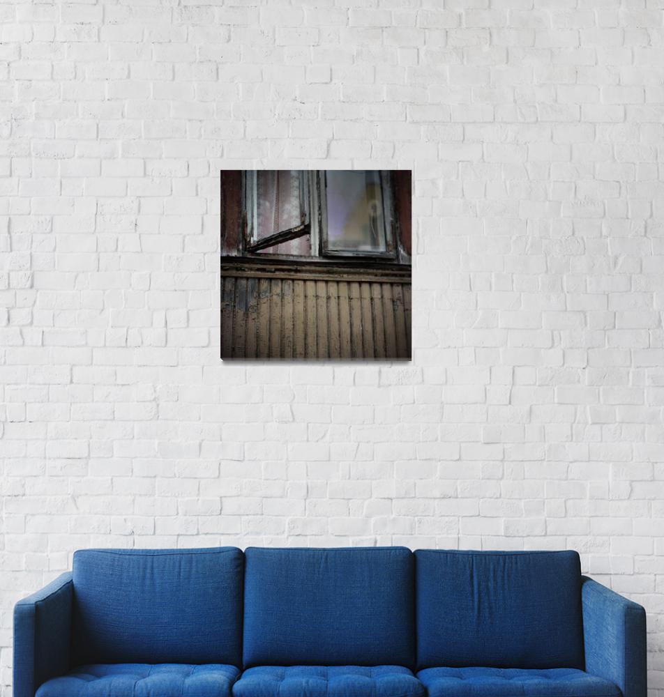"""Open Window""  (2012) by marieteemant"