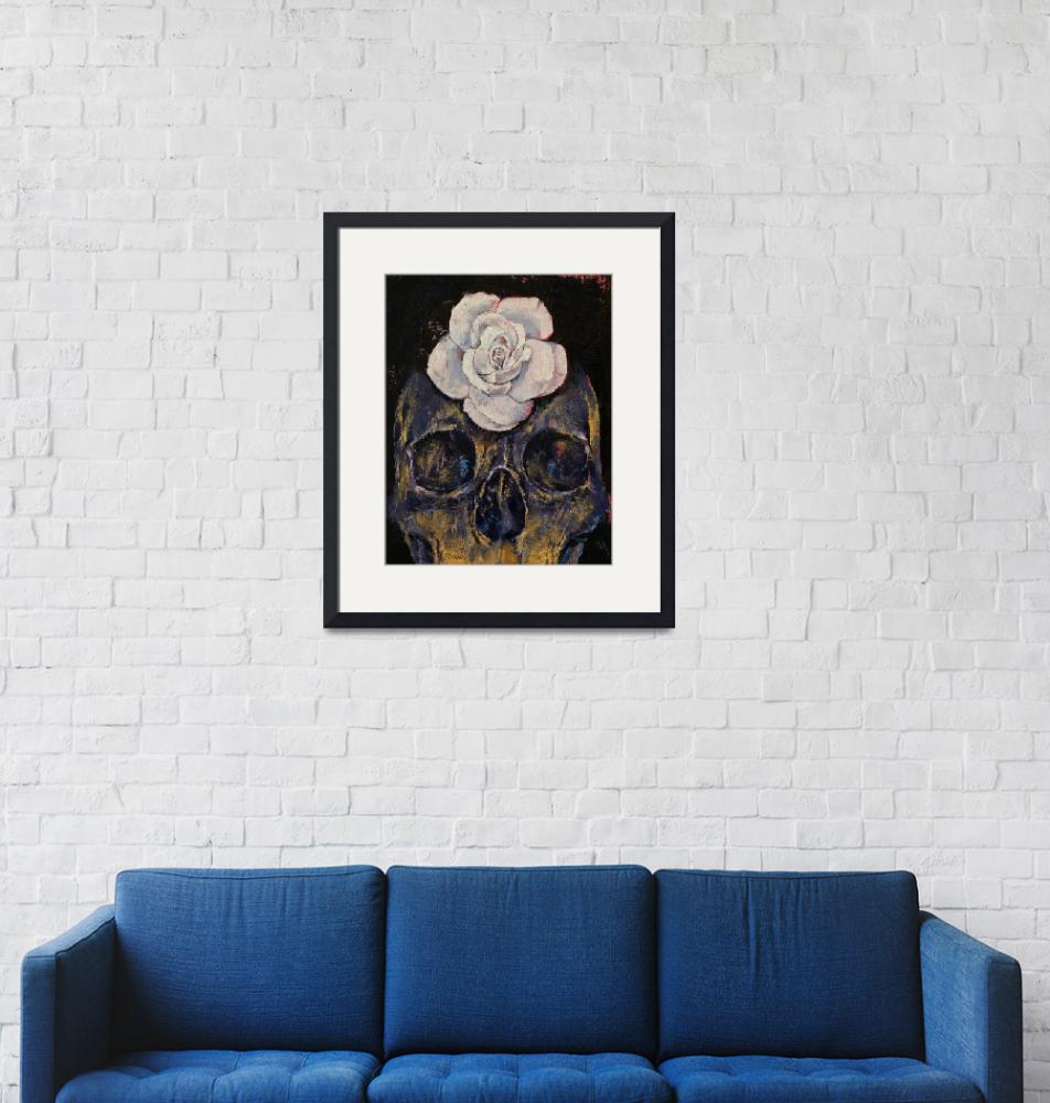 """""""White Rose""""  by creese"""