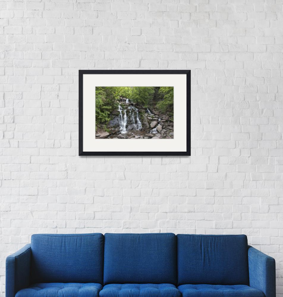 """""""Bastion Falls""""  (2017) by angelophotos"""