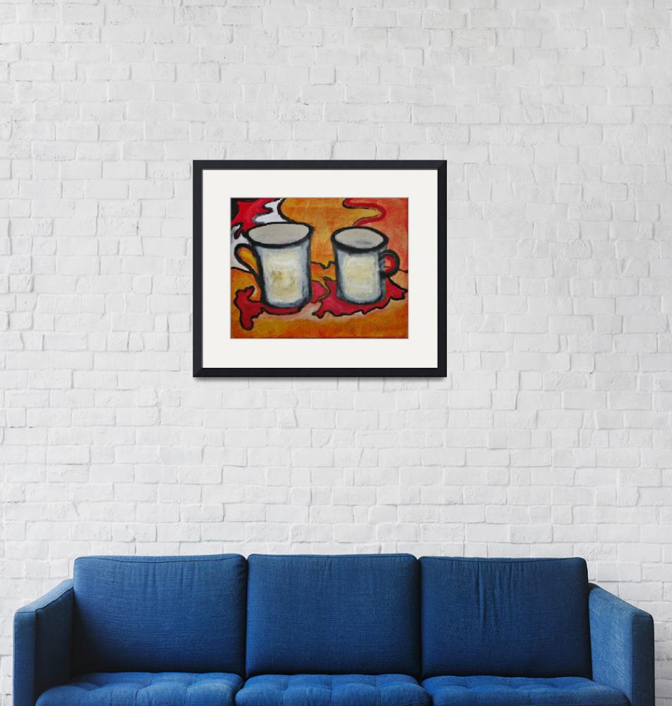 """coffee 2.0""  (2015) by mikestanley"