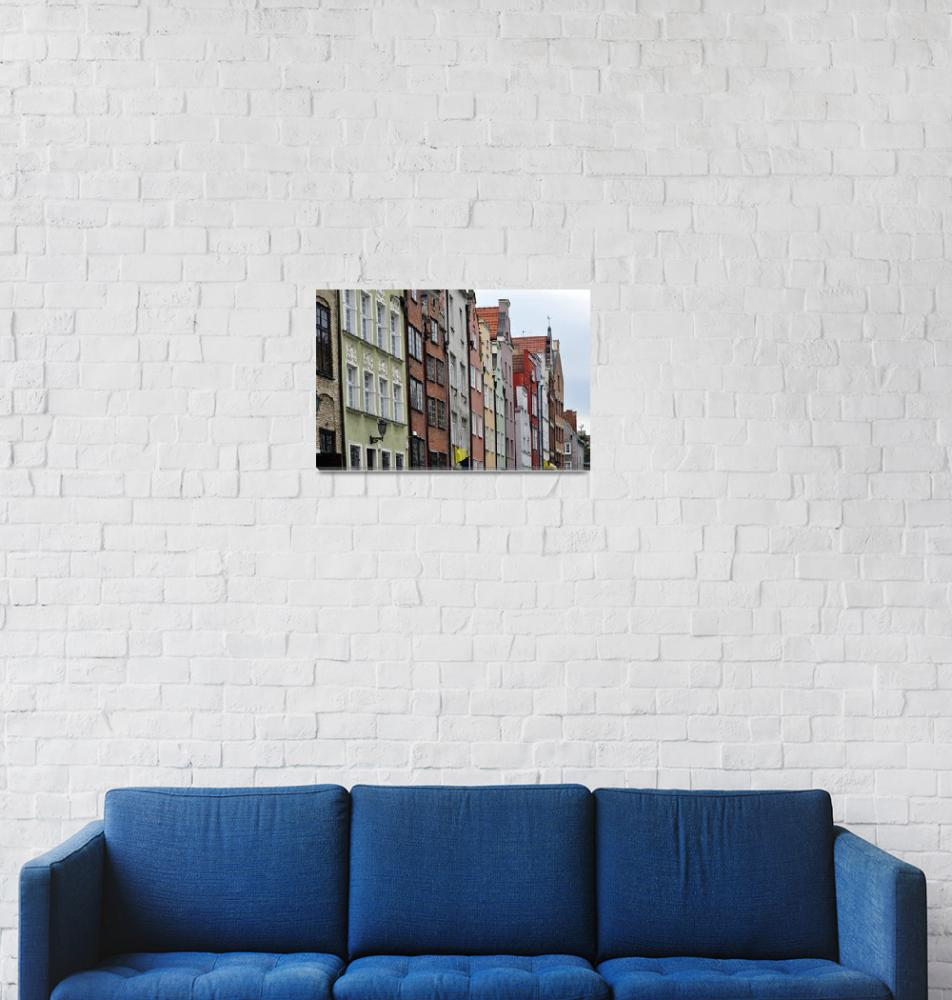 """Gdansk, Poland.""  by FernandoBarozza"