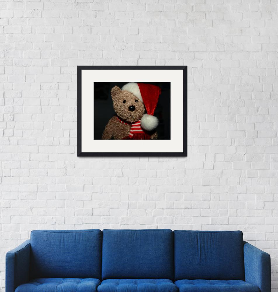 """""""Oh, Christmas BEAR""""  (2009) by Albertphoto"""