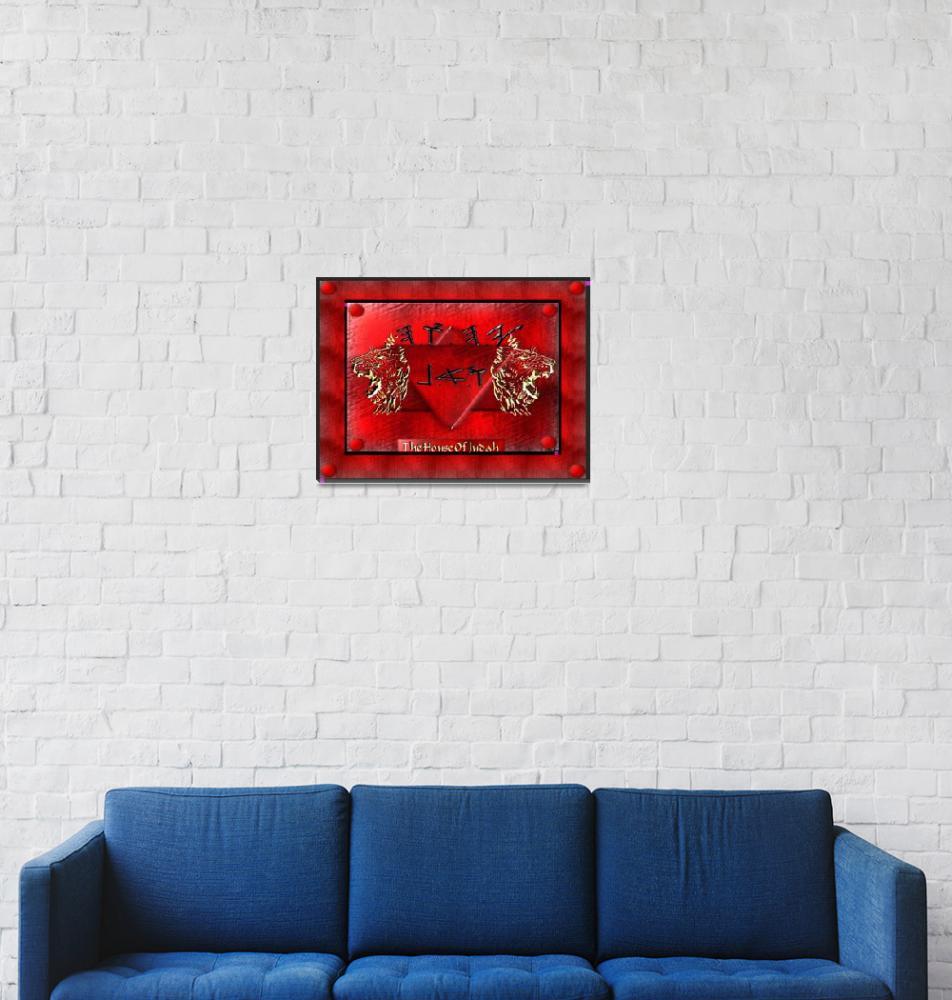 """HOUSE OF JUDAH""  (2013) by mosha"