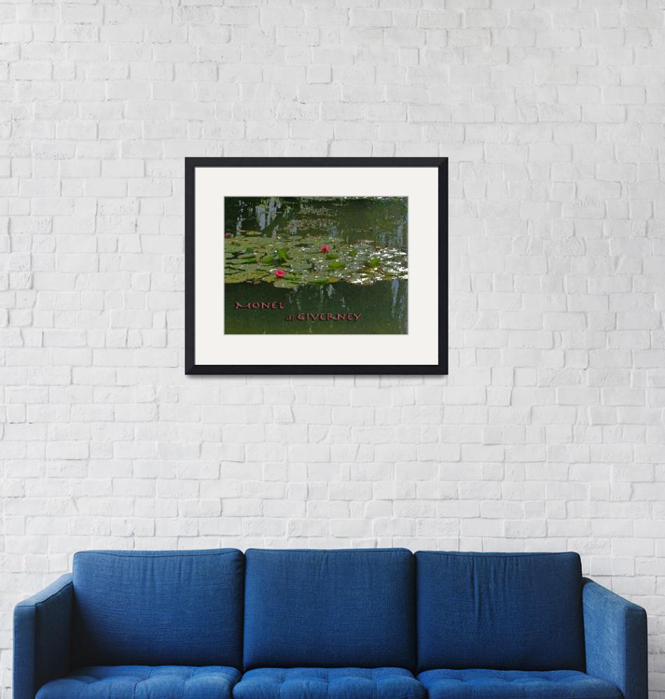 """""""lilly pads""""  (2011) by peopleplus"""