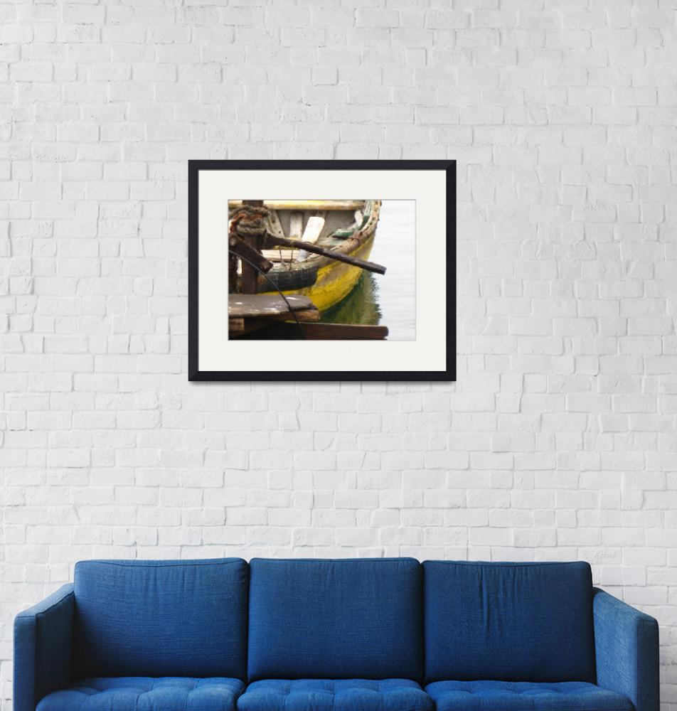 """""""Boat #2""""  (2008) by MattParry"""