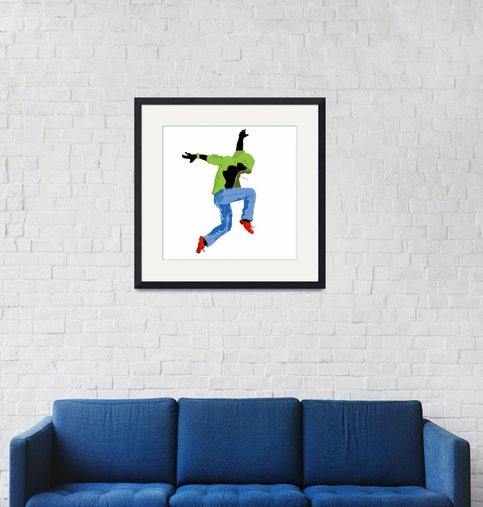 """""""groove dancer""""  (2010) by lirch"""
