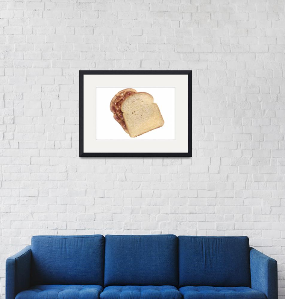 """""""Peanut Butter and Jelly Sandwich""""  by Alleycatshirts"""