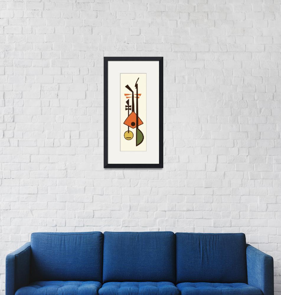 """""""Musical Instruments 2""""  (2015) by DMibus"""