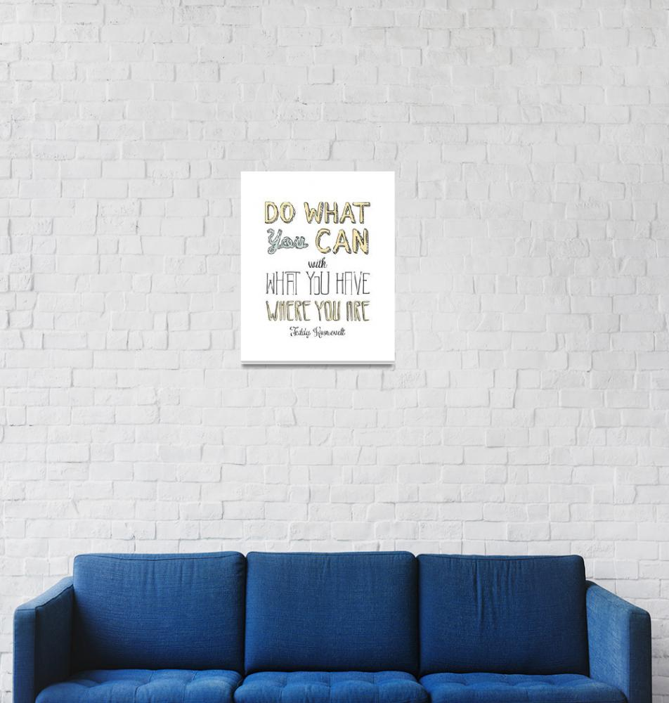 """""""Do What You Can •Multi C""""  by Logophilia"""