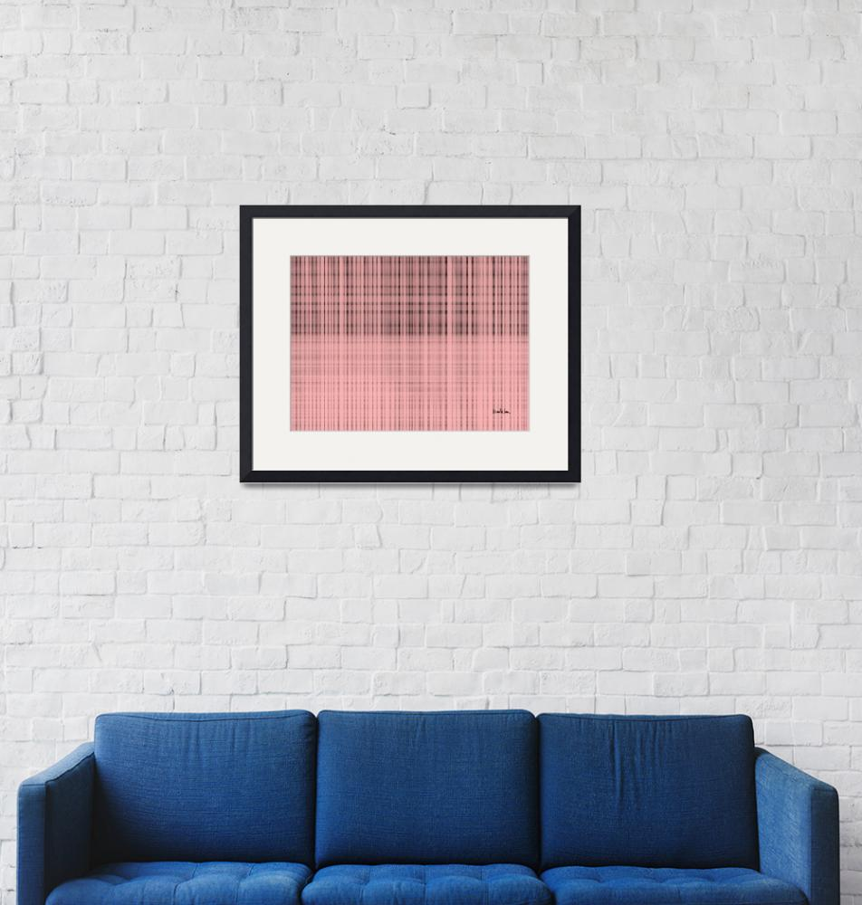 """""""Variation of pink 3""""  (2014) by kukla"""