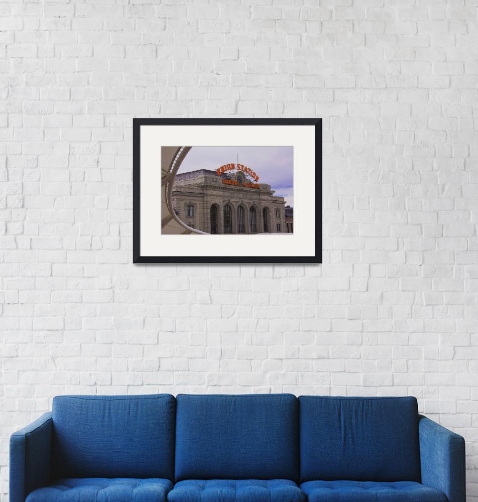 """""""Union Station""""  (2016) by mellow"""