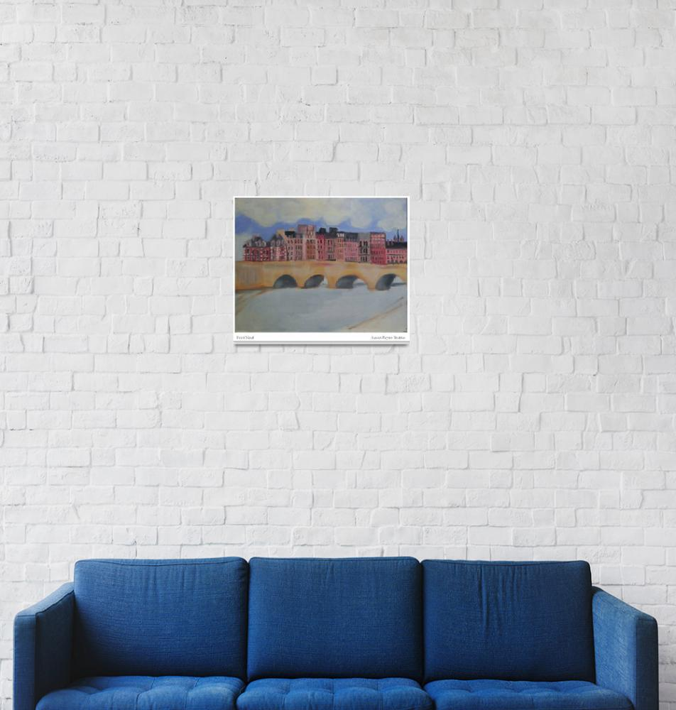 """""""Pont Neuf""""  by SusanPayneTrutna"""