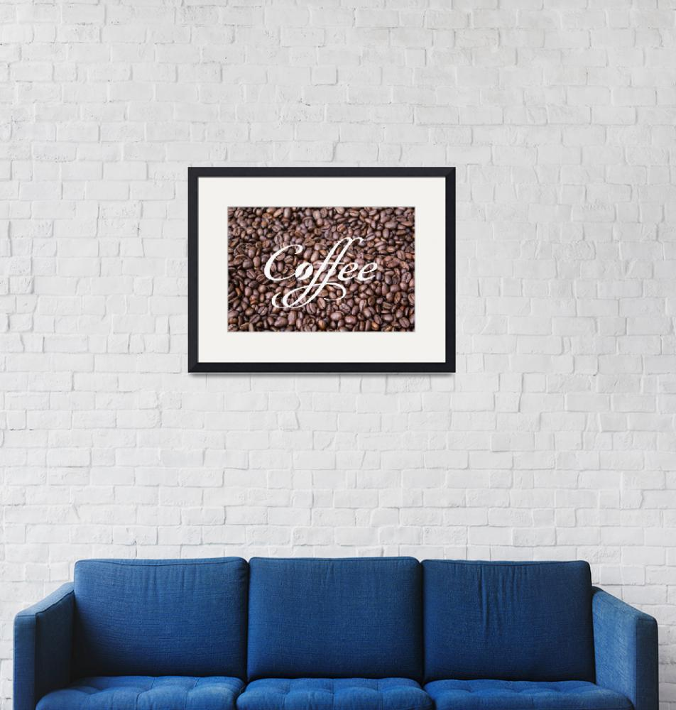 """""""Coffee Sign""""  (2016) by patsphotos"""