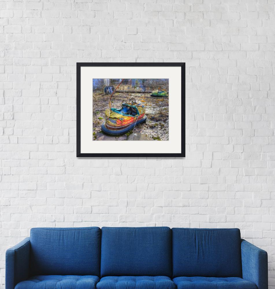 """""""Bumper Cars""""  (2009) by timmsuess"""