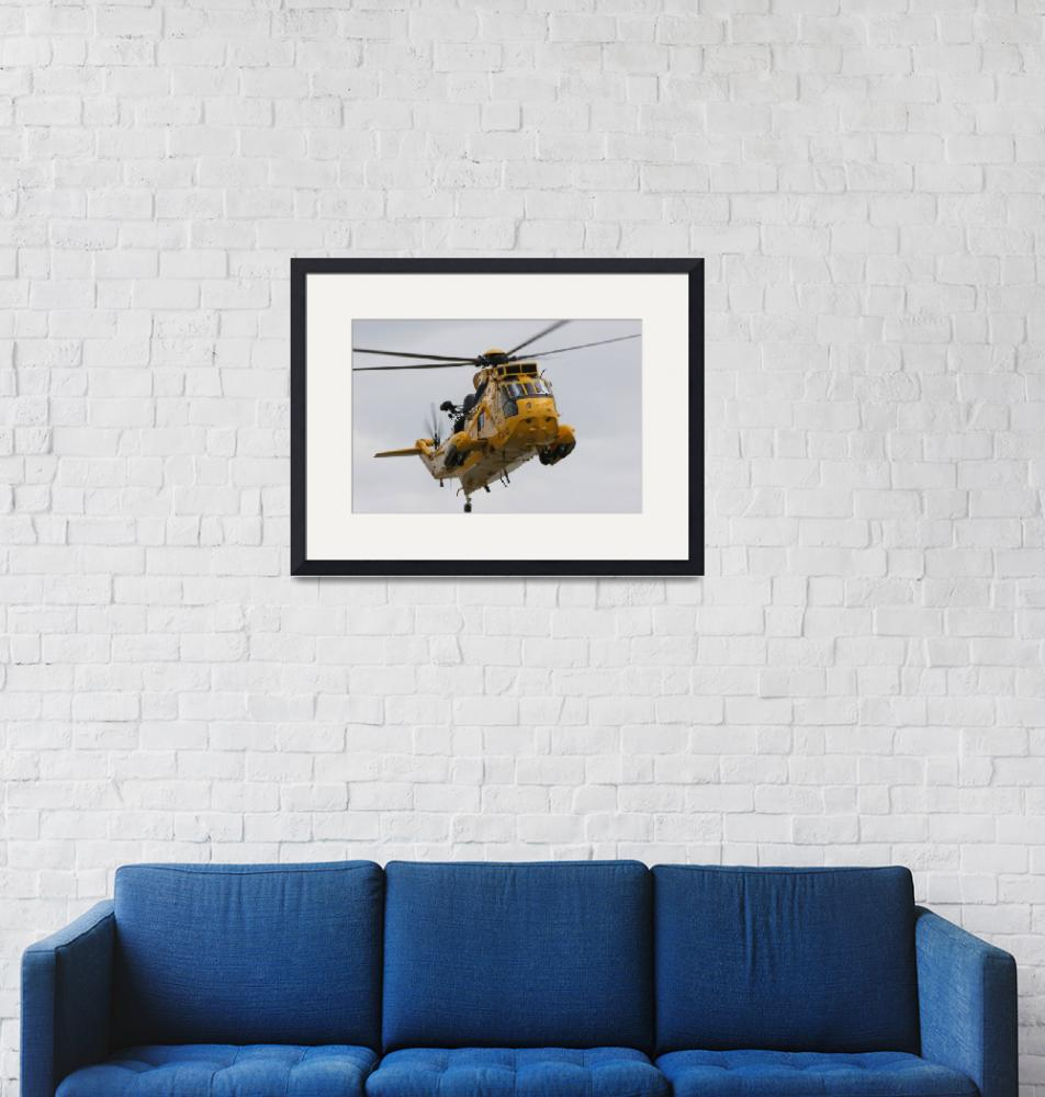 """""""Sea King"""" by ColinBody"""