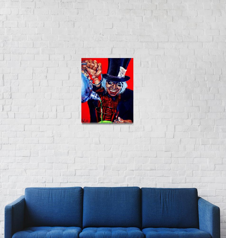 """""""The Mad Hatter"""" by RW2Gallery"""