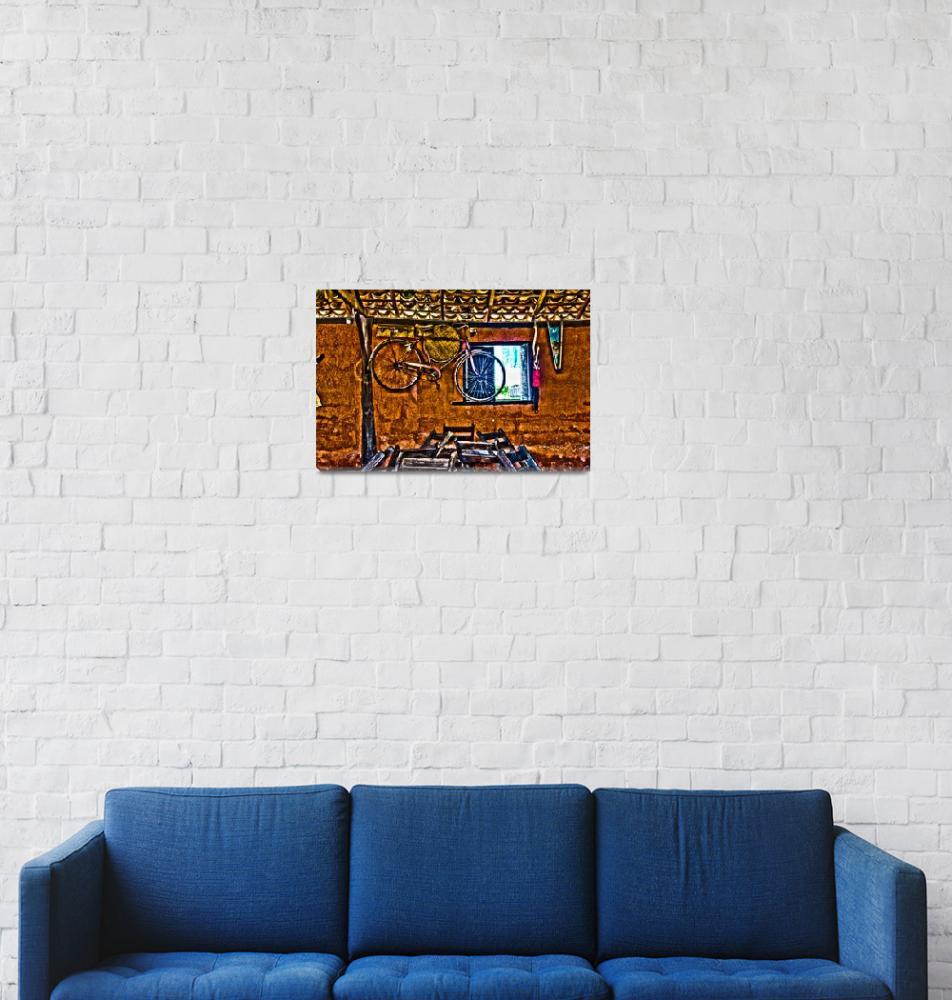 """""""Curral Bar""""  (2011) by rickbogosian"""
