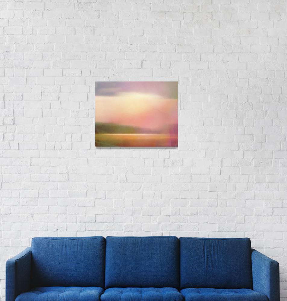 """Evening _Impression""  (2011) by LutzBaar"