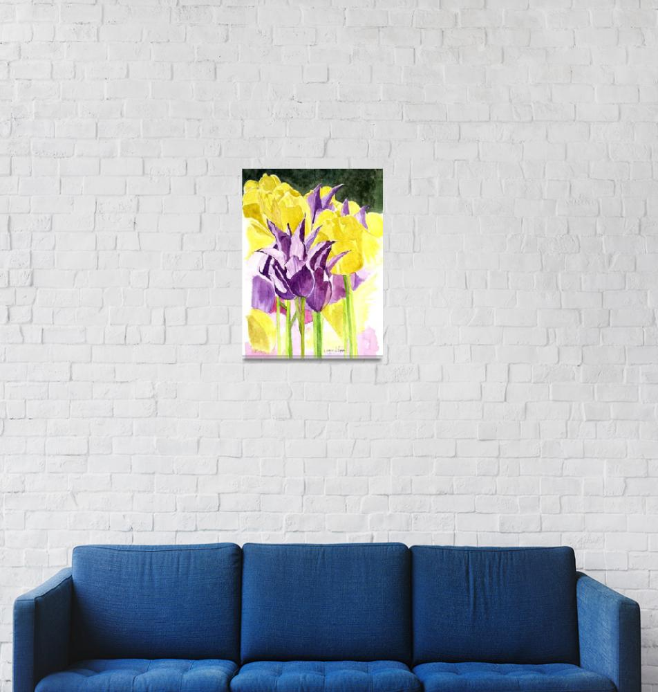 """Tulips""  (2013) by Studioavanti"