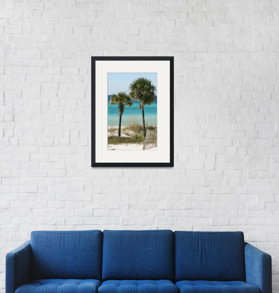 """""""Palm Beach 2""""  (2013) by monmoimages"""