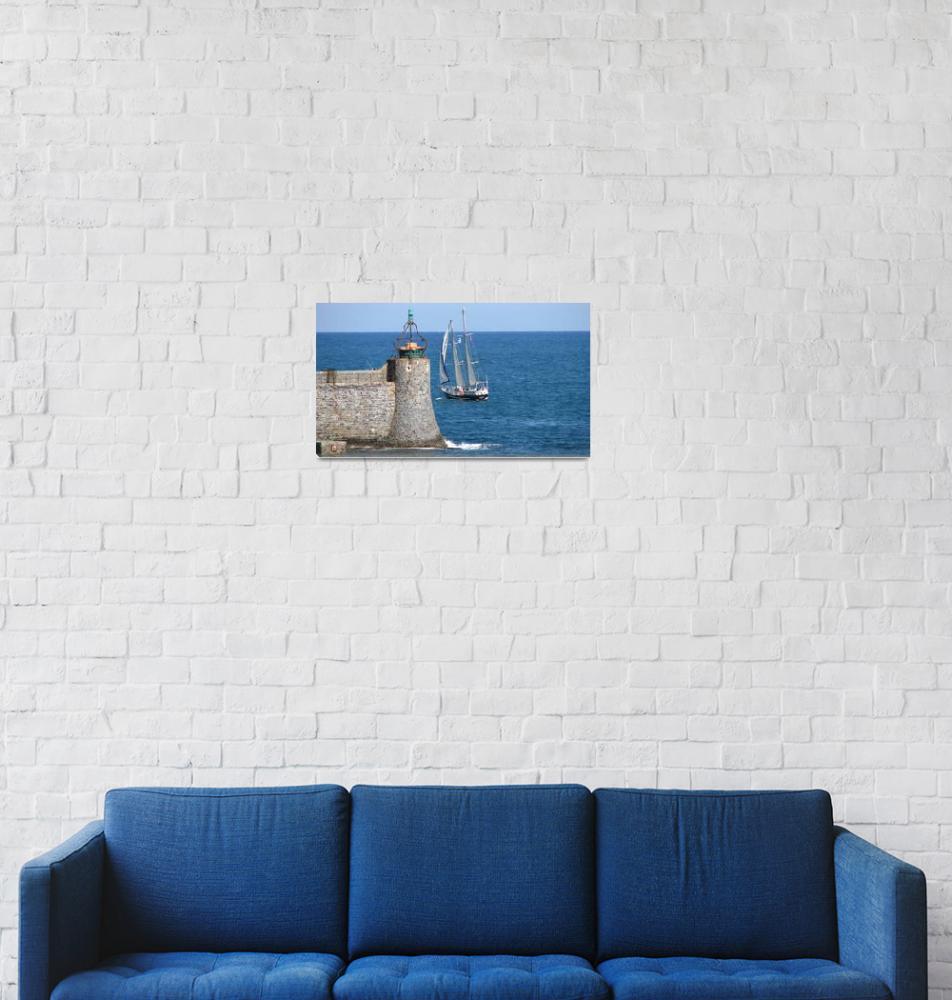 """Collioure""  by cristianbortes"