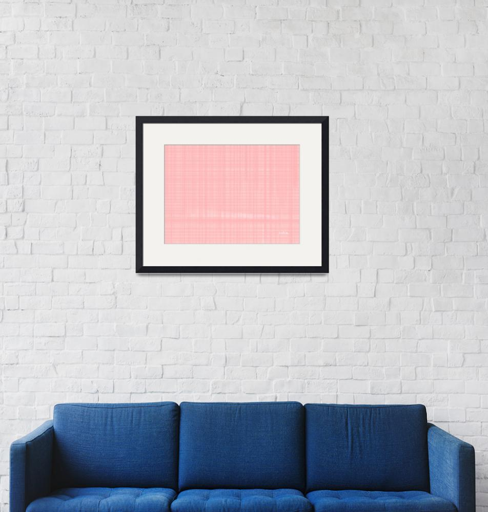"""""""Variation of pink 1""""  (2014) by kukla"""