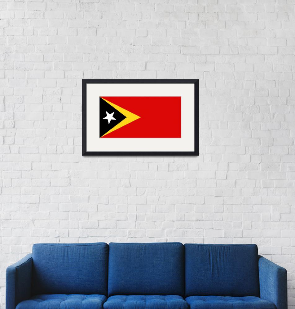 """East Timor""  by tony4urban"