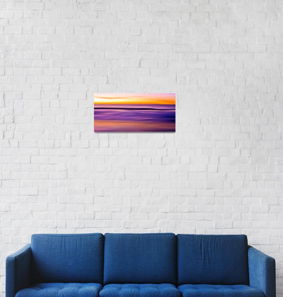 """Cape Cod Sunset""  (2019) by ChrisSeufert"