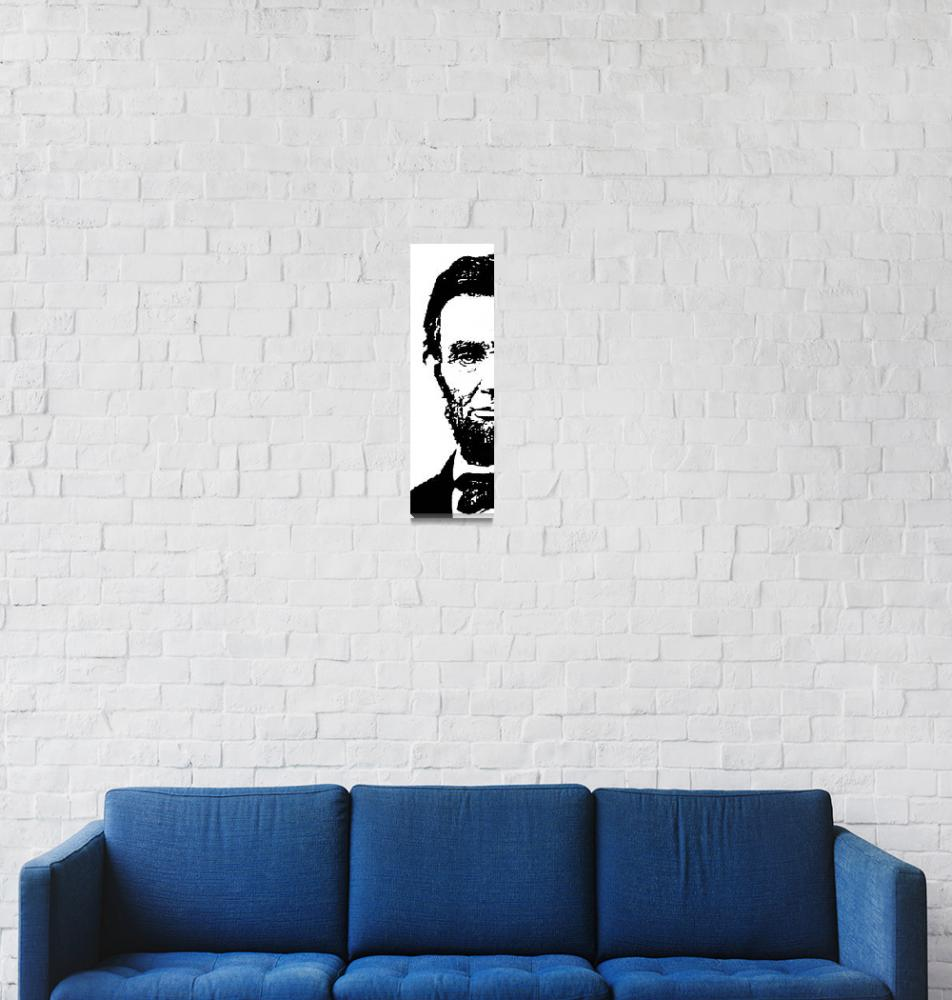 """""""Abraham Lincoln - Left Side""""  (2013) by Automotography"""