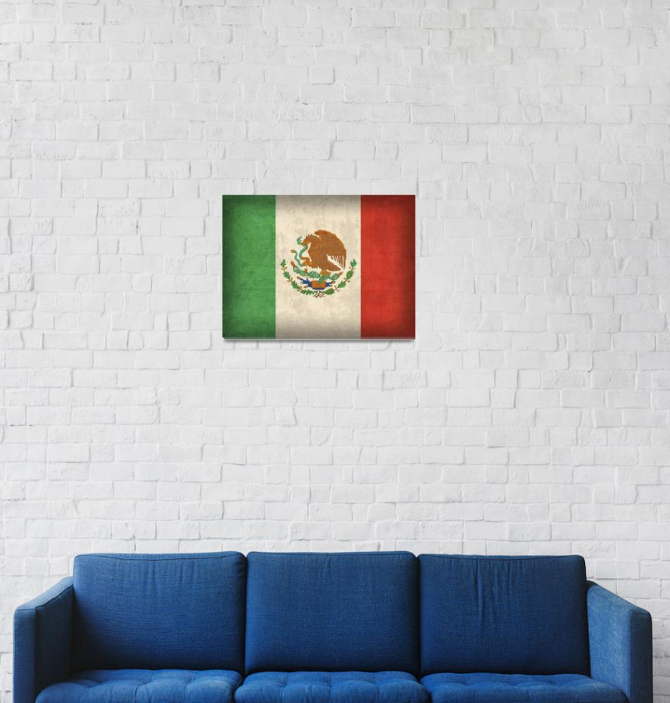 """Mexico""  by artlicensing"