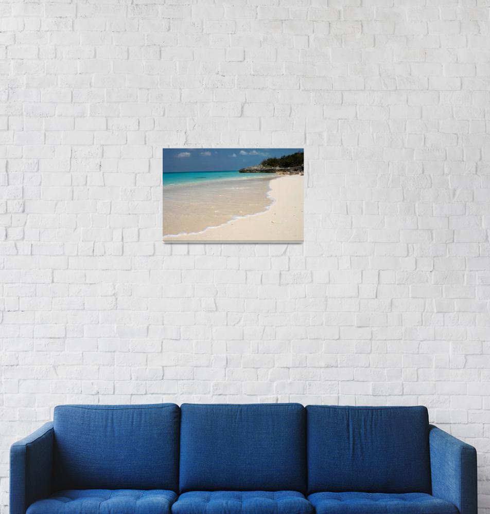 """Beach, Rose Island, Bahamas""  by shanepinder"