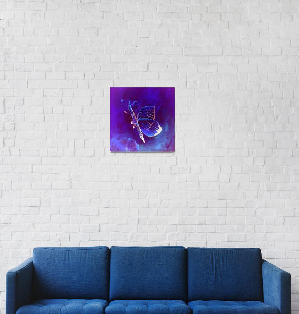 """""""Butterflies Secret Dance""""  (2018) by art-miri"""
