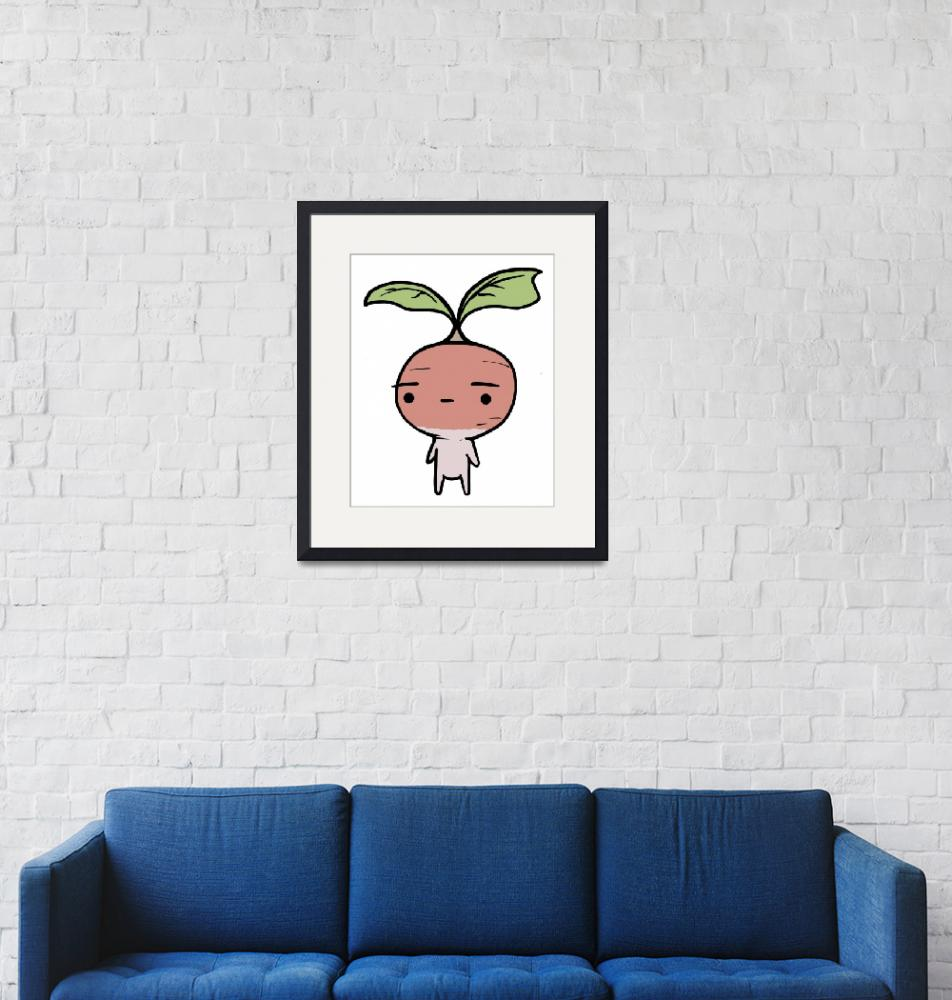 """""""Radish""""  by chillyoctopus"""