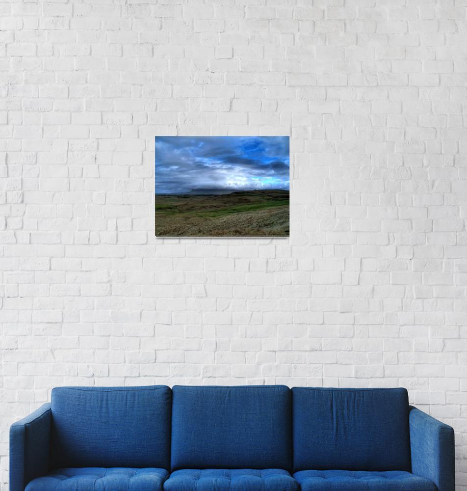 """Benbulben""  (2008) by GemniPhotography"