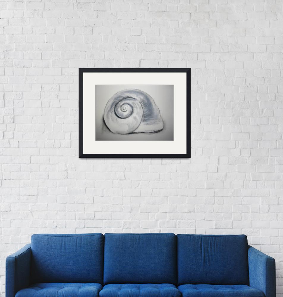"""""""The Shell""""  (2008) by vickiwheatcroft"""