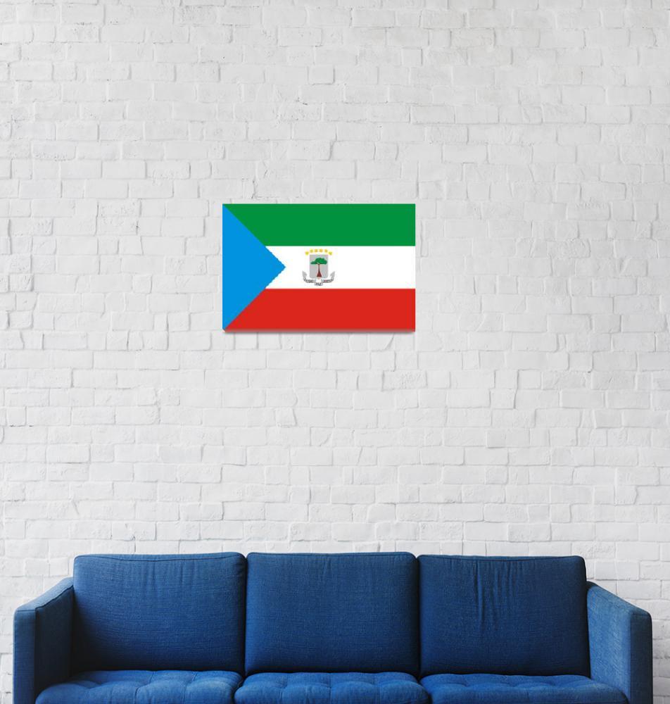 """""""Equatorial Guinea""""  by tony4urban"""