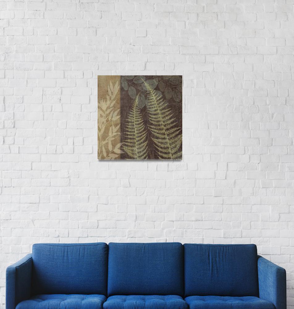 """""""Ferns I""""  by artlicensing"""