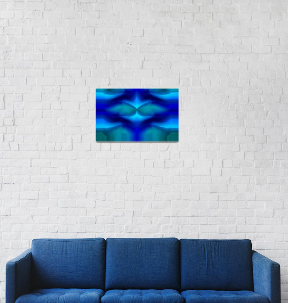 """""""Dream of the Blue Turtle""""  (2015) by manicmansions"""