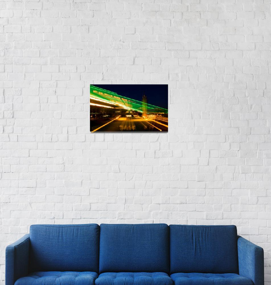 """Green Neon""  (2007) by JamesHowePhotography"
