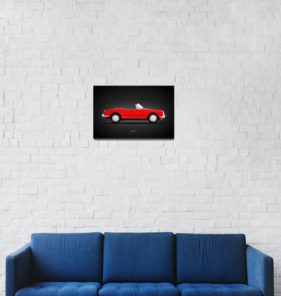 """The Alfa Giulia""  by mark-rogan"