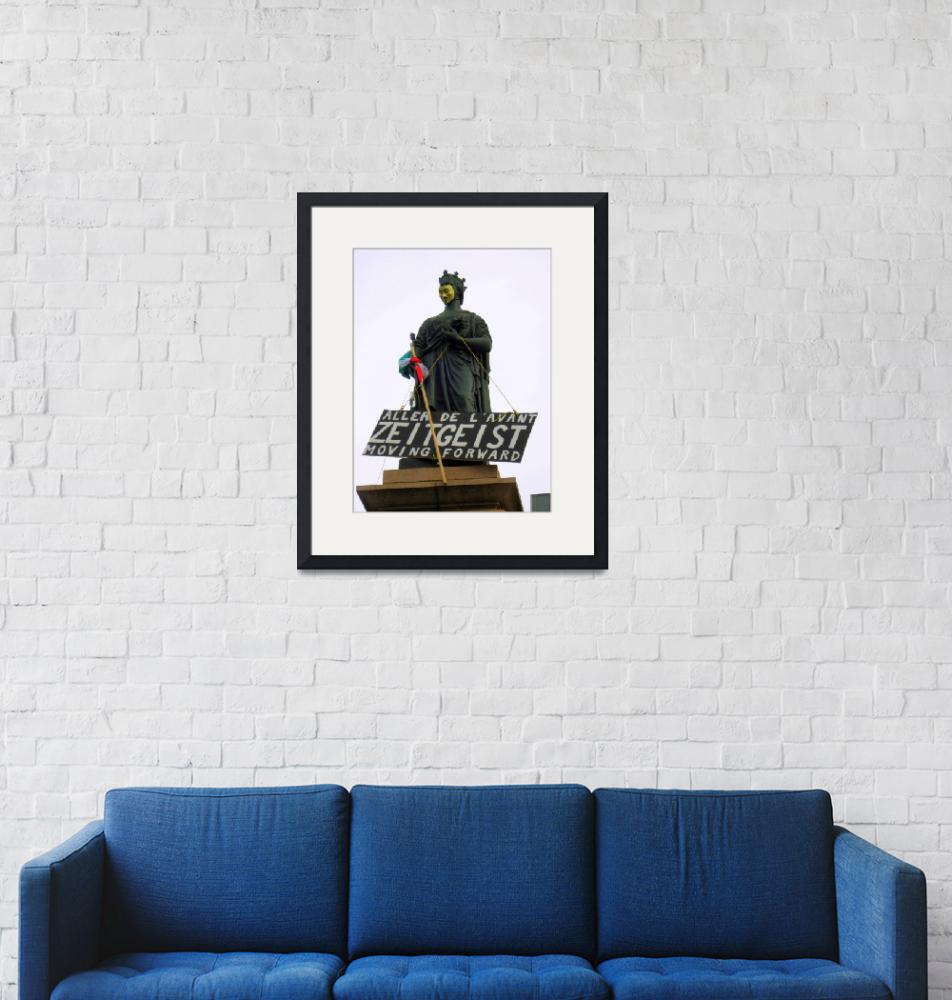 """""""QUEEN VICTORIA OCCUPIED""""  (2012) by rstanford"""