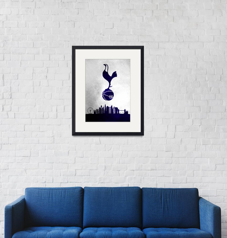 """Tottenham 3""  by ABConcepts"