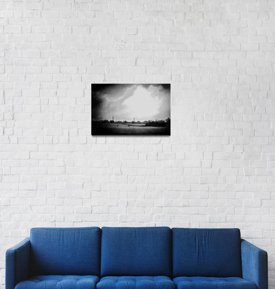 """""""Holga Landscape""""  by jasonw1uk"""